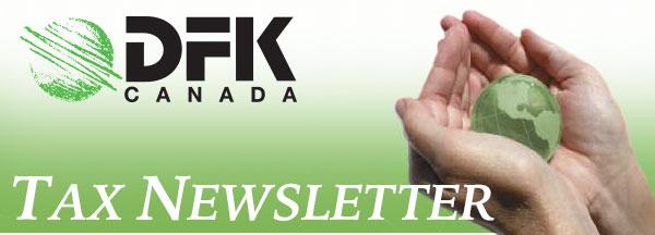 DFK eNewsletter Banner